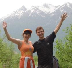 Александр и Ирина Шнякины