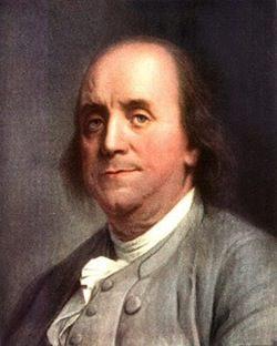 План морального совершенствования Бенджамина Франклина