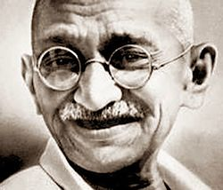 принципы жизни от Махатмы Ганди