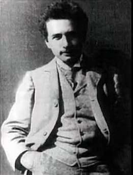 Эйнштейн, 1900г.